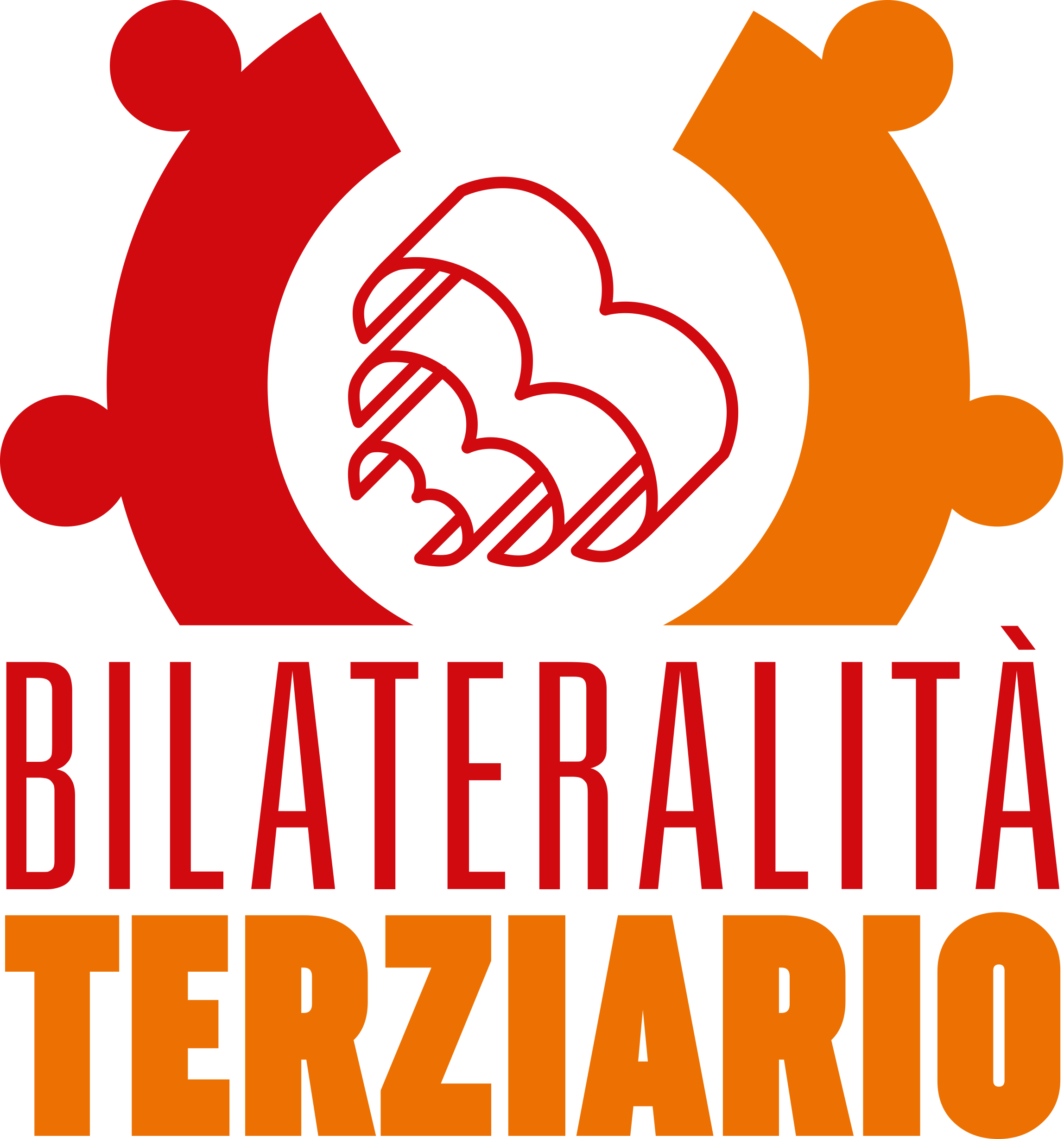 Il portale prestazioni e servizi bilaterali – Bilateralità terziario Logo